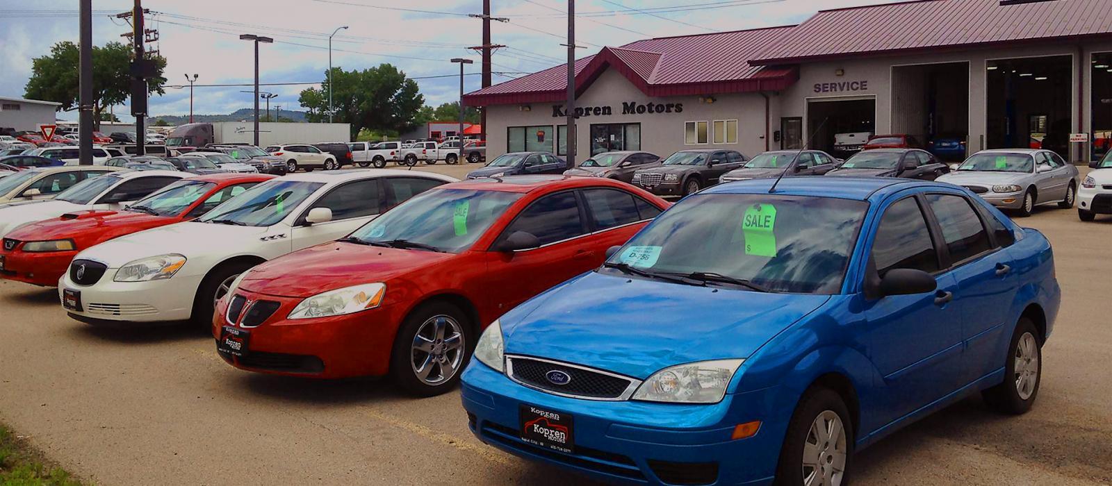 Kopren motors used cars rapid city sd used cars rapid for Wheel city motors rapid city south dakota