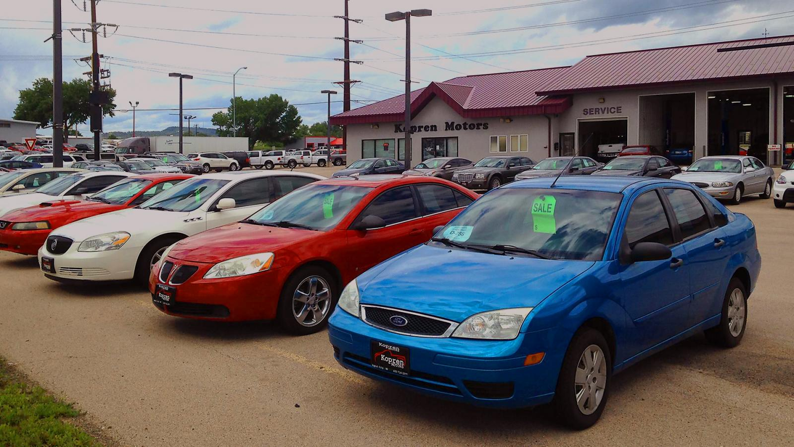 Cheap Used Cars For Sale >> Used Cars Rapid City Sd Pre Owned Autos Rapid City South